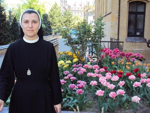 zdjęcie siostry Jonatany Maciejowskiej  dyrektorki zakładu