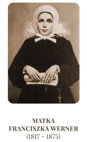 zdjęcie Matki Franciszki Werner